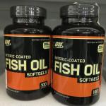 Fish Oil от Optimum Nutrition
