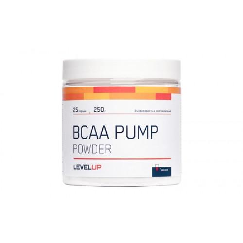 LevelUp BCAA Pump 250г