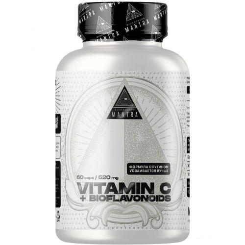 Mantra Vitamin C bioflavonoids 620mg 60к