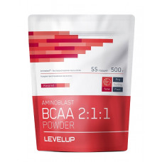LevelUp BCAA Powder
