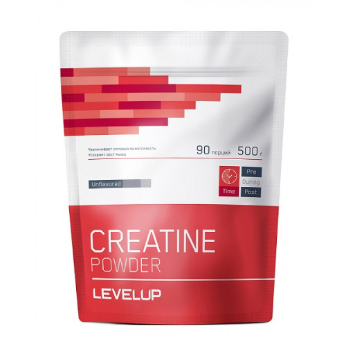 LevelUp Creatine Powder 500г