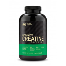 Optimum Nutrition Micronized Creatine Capsules 200к