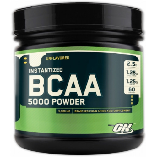 Optimum Nutrition BCAA 5000 Powder 345г