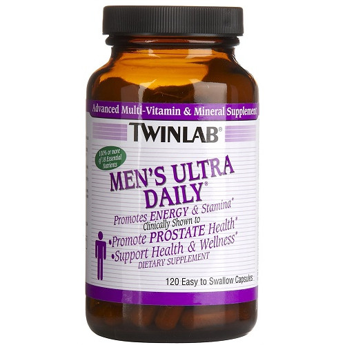 Twinlab Men's Ultra Daily 120к
