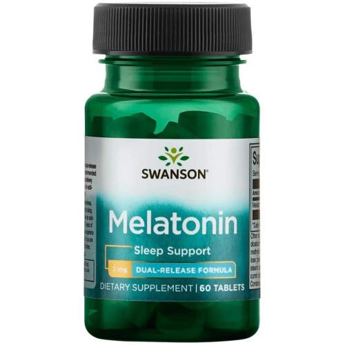 Swanson Melatonin 3mg 60т