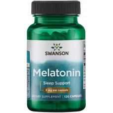 Swanson Melatonin 3mg 120т