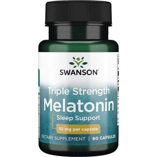 Swanson Melatonin 10mg 60т