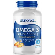 Uniforse  Omega-3 1000mg 90к