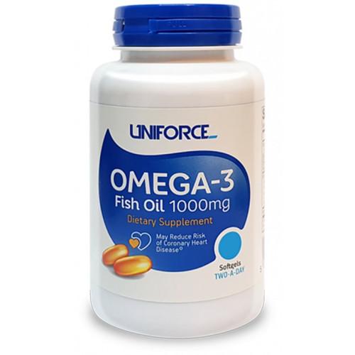 Uniforse  Omega-3 1000mg 120к