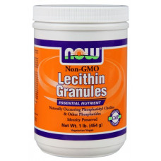 NOW Lecithin Granules 454г
