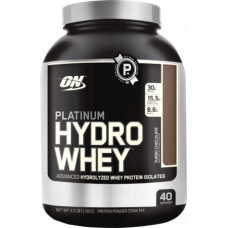 Optimum Nutrition Platinum Hydro Whey 1590г