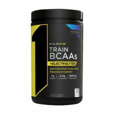 RuleOne Train BCAAs+Electrolytes 450г