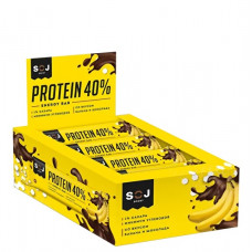 SOJ Протеиновый 40% 40г