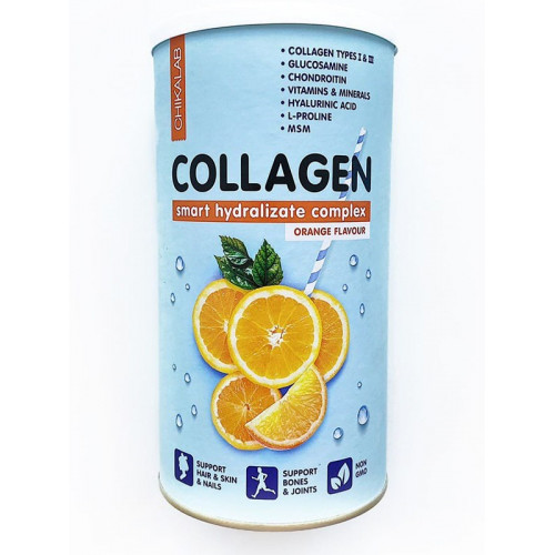 Bombbar Chikalab Collagen 400г