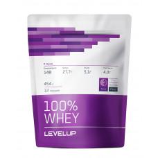 LevelUp 100% Casein
