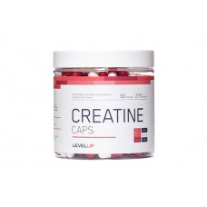 LevelUp Creatine Caps 270к