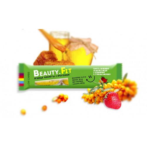 Beauty Fit Низкоуглеводная ягодная конфета 63г