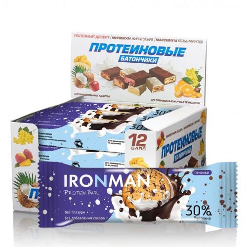 Ironman 30% Protein Bar б/г 50г