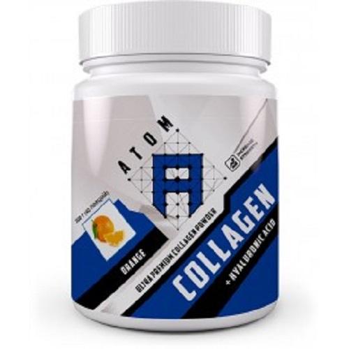 Atom Collagen+hyaluronic 200г