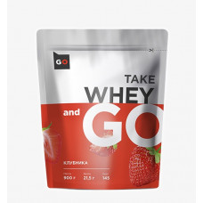 Take and Go Whey 900г