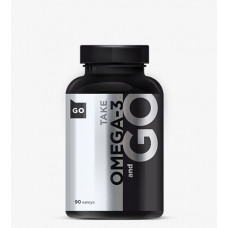Take and Go Omega-3 90к