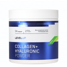 LevelUP Collagen Hyaluronic Powder 270г
