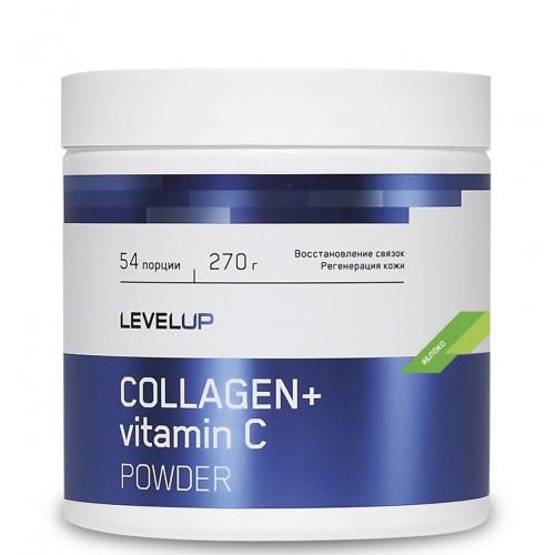 LevelUP Collagen Vitamin C Powder 270г