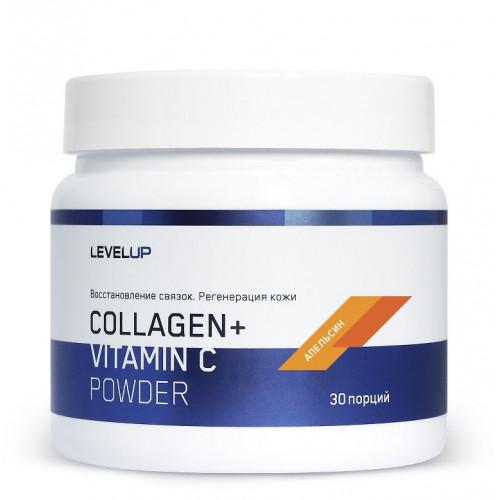 LevelUP Collagen Vitamin C Powder 150г