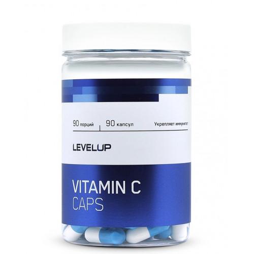 LevelUp Vitamine C 90к