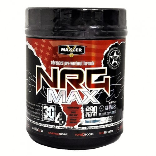 Maxler NRG MAX 690г