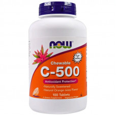 NOW Chewable C-500 100т