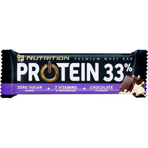 GO ON Protein Bar 33% 50г