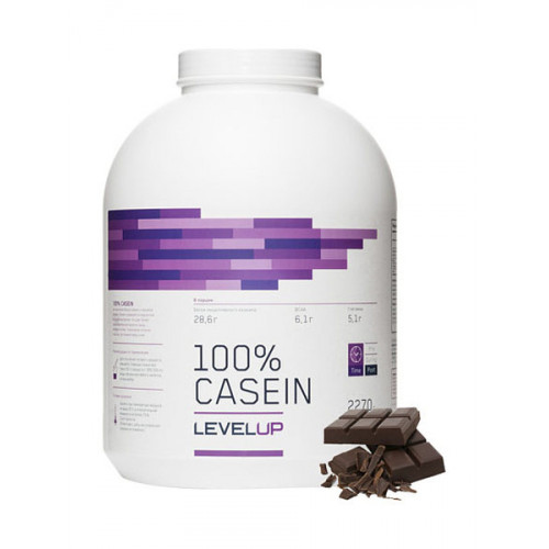 LevelUp 100% Casein 2270г