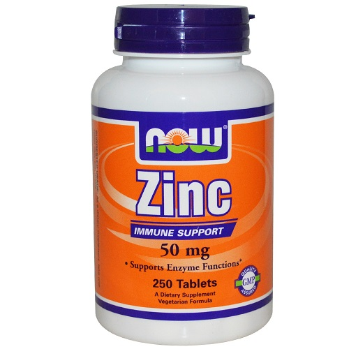 NOW Zink 50mg 250т
