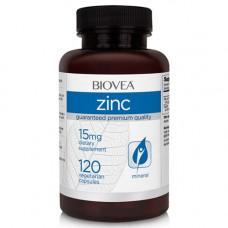 Biovea Zinc 15mg 120к