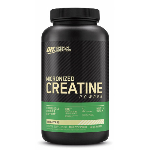 Optimum Nutrition Micronized Creatine Powder 300г
