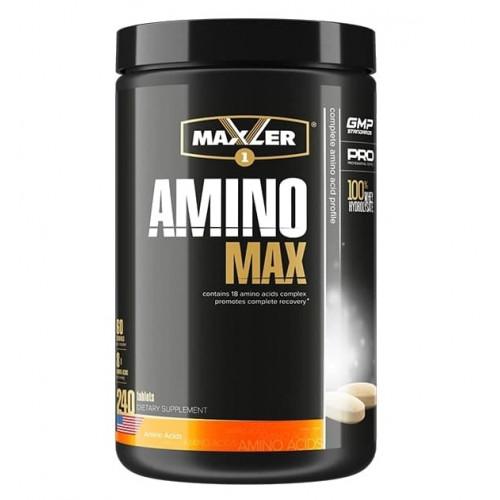 Maxler Amino Max Hydrolysate 240т