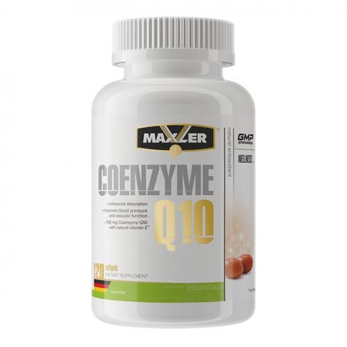 Maxler Coenzyme Q10 120сг