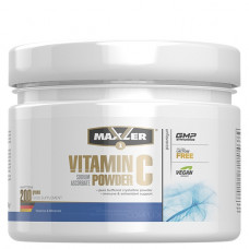 Maxler Vitamin C Sodium Ascorbate Powder 200г