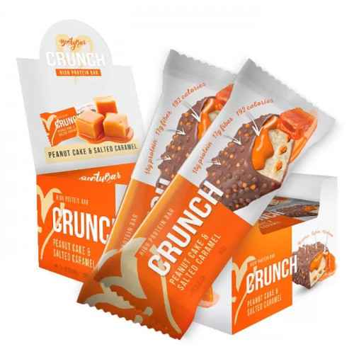 BootyBar Crunch 60г
