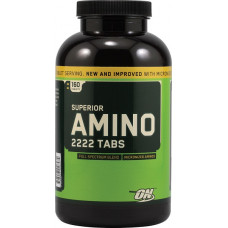 Optimum Nutrition Amino 2222 160т