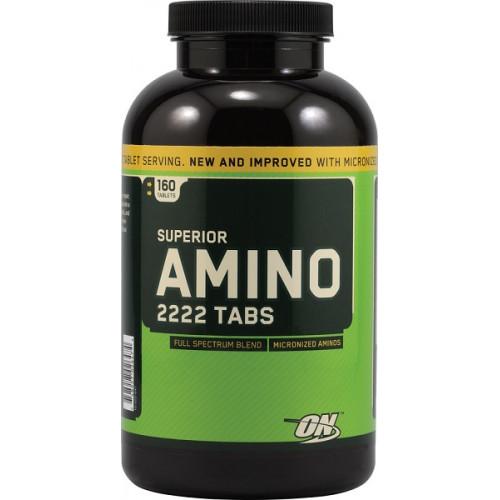 Optimum Nutrition Amino 2222 160т