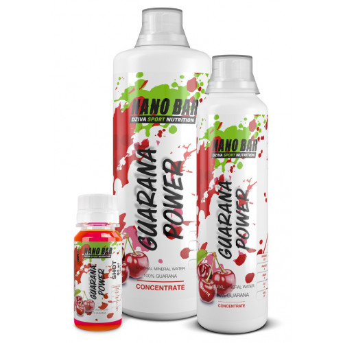 NanoBar Guarana 2000mg 60мл