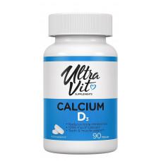 UltraVit Calcium D3 90т