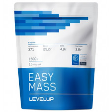 LevelUp Easy Mass 1500
