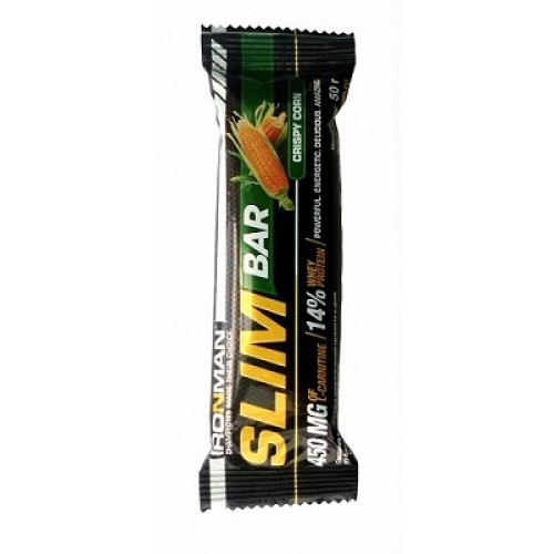 Ironman Slim Bar 50г