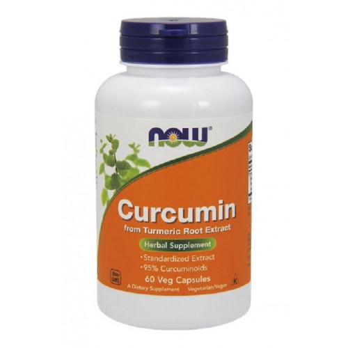 NOW Curcumin Extract 60к