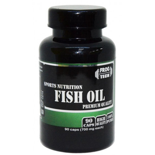Frog Tech omega-3 Fish oil 90к