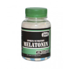 Frog Tech Melatonin 3мг 60к
