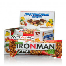 Ironman Snack Bar 40г